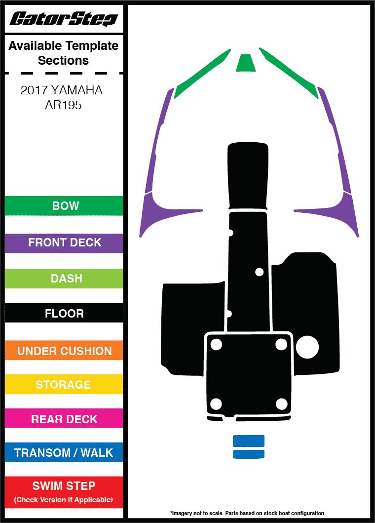 Yamaha - AR195 (2017) - Gatorstep
