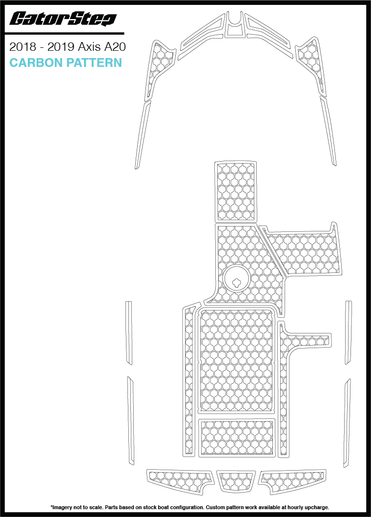 Axis - A20 (2018-2019) - Gatorstep
